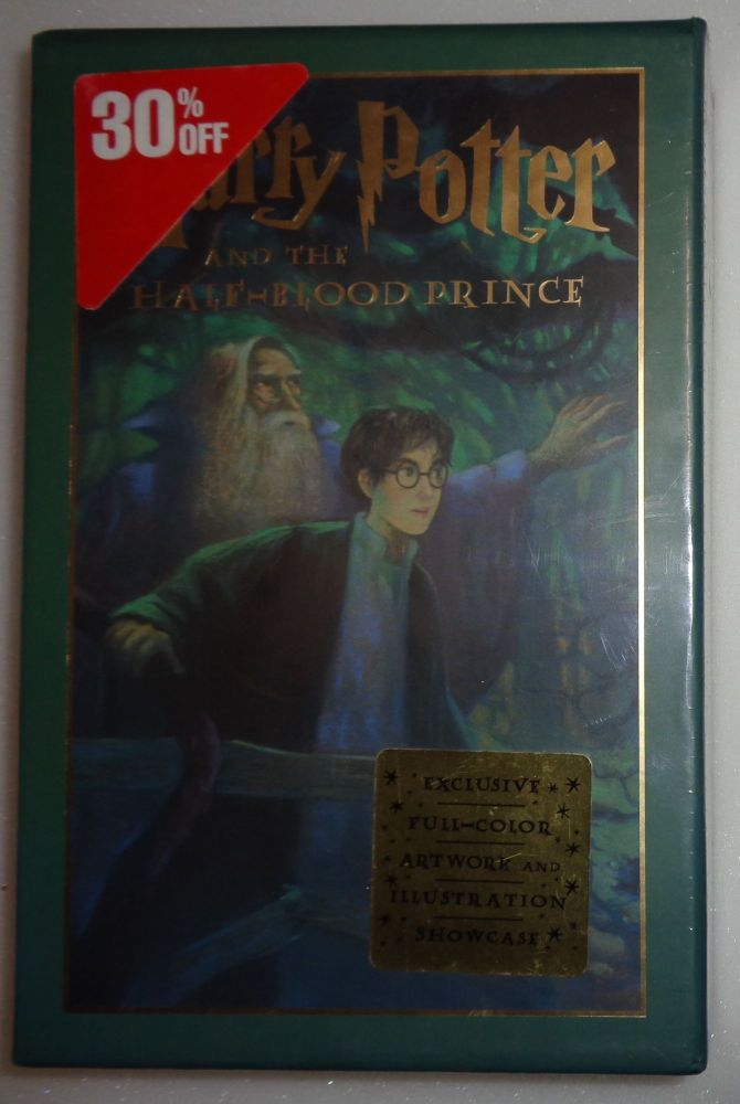 Harry Potter and the Half-Blood Prince - Special Edition - NEW, SEALED. J K. Rowling.