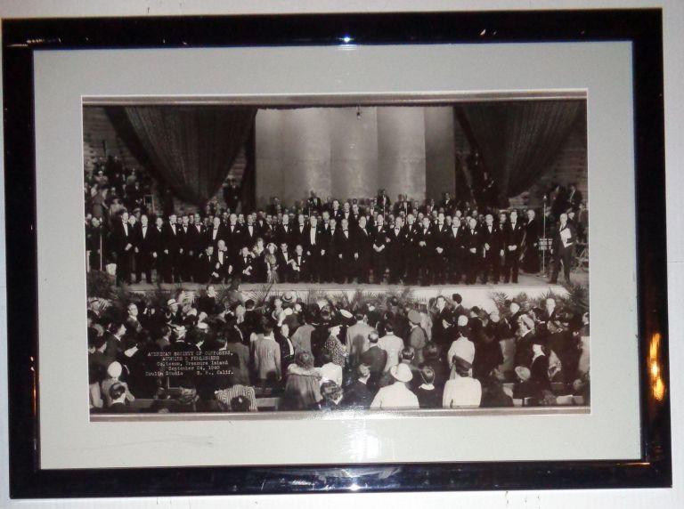 ASCAP's Cavalcade of Music 25th Anniversary Celebration. Original Photograph, 1940