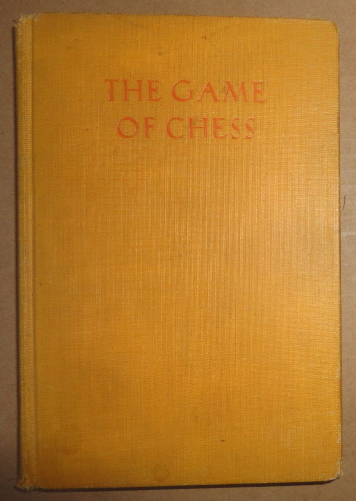 "THE GAME OF CHESS - A POPULAR & SCIENTIFIC INTRODUCTION TO THE GAME BASED UPON ""THE CHESS PLAYER'S HANDBOOK"" BY HOWARD STAUNTON. Frederick A. Stokes, Company."