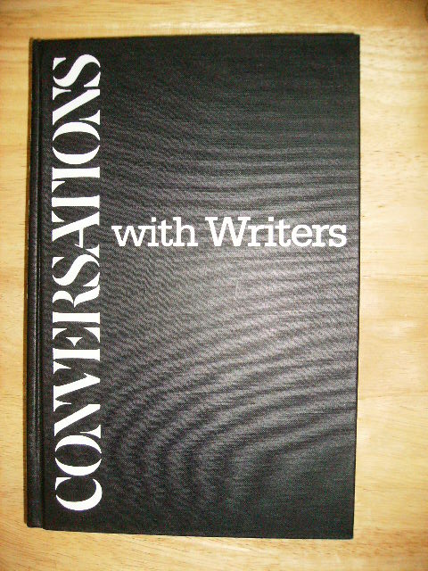CONVERSATIONS WITH WRITERS - Volume 1. Matthew J. - Editorial Director Bruccoli.