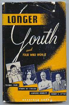 Longer Youth And Four Who Won It. Bradford Dorr.