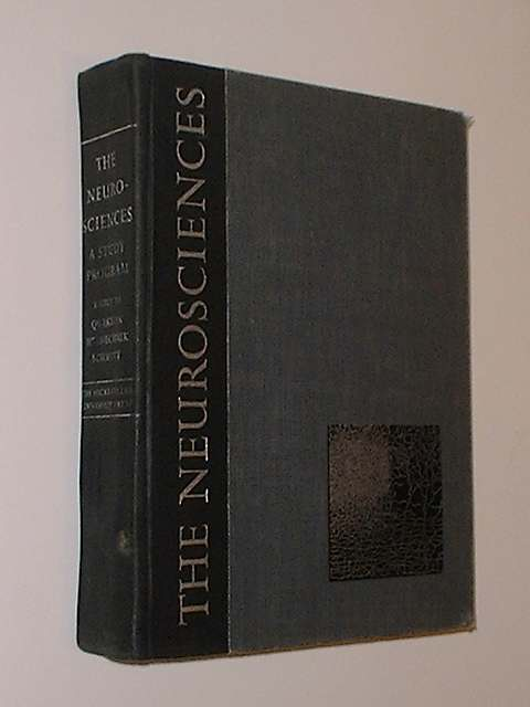 The Neurosciences. Gardner C. Quarton, Theodore Melnechuk, Francis O. Schmitt.