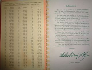 AUCTION NUMBER 1 MAY 16th, 1963