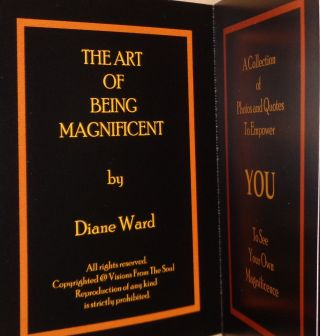The Art Of Being Magnificent