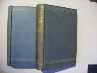 A TALE OF A LONELY PARISH. TWO VOLUMES SET. F. Marion Crawford.