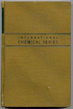 Introduction To The Study Of Physical Chemistry. Louis P. Hammett