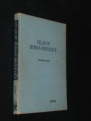 An Atlas Of Human Histology. Mariano S. H. Di Fiore.
